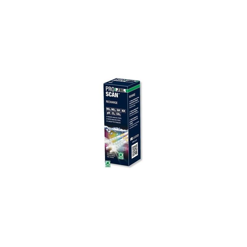 JBL Pro Scan Recharge JBL 4014162254214 Test d'eau