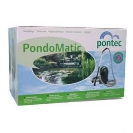 Pontec Aspirateur Pondomatic PONTEC 4010052571263 Pompe de filtre et jet d'eau