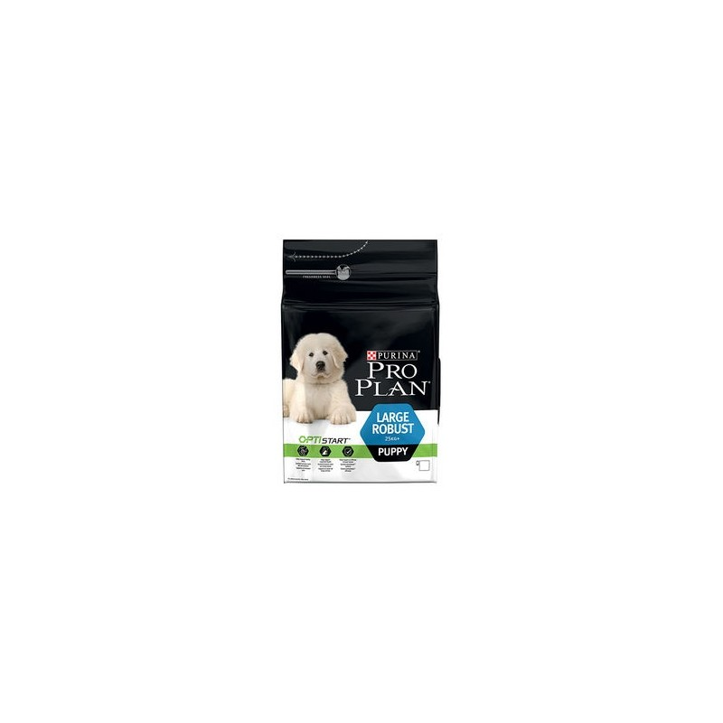 Pro Plan Large Puppy Robust 3kg PRO PLAN 7613035114647 Croquettes ProPlan