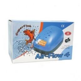 Superfish Pompe à air  Air Flow 4 SUPERFISH 8715897005305 Pompe de brassage, de remontée