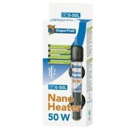 Superfish Chauffage Nano Heater 50W SUPERFISH 8715897158438 Chauffage, refroidisseur