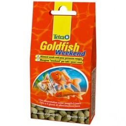 Tetra Goldfish Weekend TETRA 4004218123779 Eau froide