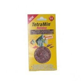 Tetramin Holiday 14 Jours TETRA 4004218158405 Exotiques