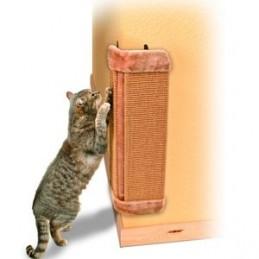 Griffoir Chat Trixie d'angle sisal brun TRIXIE 4011905043432 Arbres à chat, griffoirs