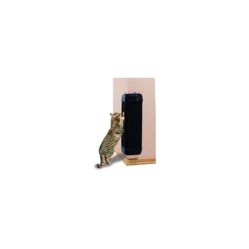Griffoir Chat Trixie d'angle sisal noir TRIXIE 4011905434377 Arbres à chat, griffoirs