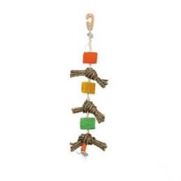 Trixie Jouet naturel pour oiseaux en corde sisal TRIXIE 4011905589589 Divers