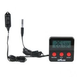 Thermo /Hygromètre digital avec sonde TRIXIE 4011905761145 Contrôle, régulation