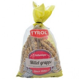 Tyrol Millet en grappe 1kg TYROL 3281011401056 Perruche