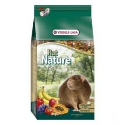 Versele Laga Rat Nature 2,5 kg VERSELE LAGA 5410340613719 Alimentation