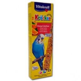 Vitakraft Kräcker Perruches Orange & Abricot VITAKRAFT VITOBEL 4008239212788 Perruche