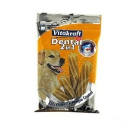 Vitakraft Dental 2en1 moyens et grands chiens