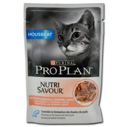 Terrine pour Chat ProPlan Housecat au saumon