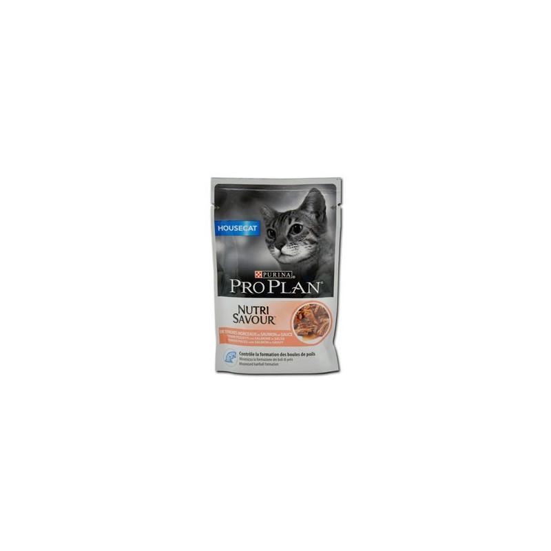 Terrine pour Chat ProPlan Housecat au saumon PRO PLAN 7613034588197 Boîtes, sachets pour chats