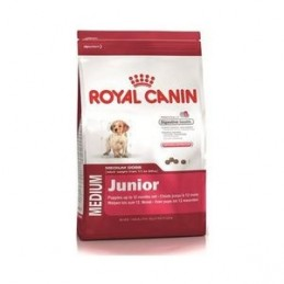 Medium Junior 4 kg ROYAL CANIN 3182550708180 Croquettes Royal Canin