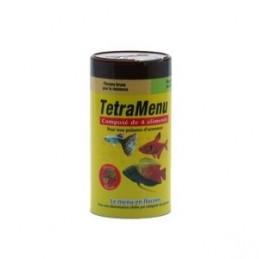 Tetra Tetramenu TETRA  Exotiques