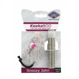 Jouet pour chat D&D KeekaBOO Snoozy-John EUROPET 4047059416822 Jouets divers