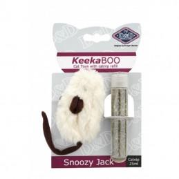 Jouet pour chat D&D KeekaBOO Snoozy-Jack EUROPET 4047059416808 Jouets divers
