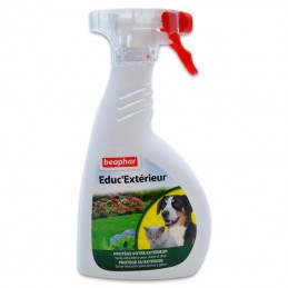 Beaphar Educ'Extérieur spray BEAPHAR 8711231118519 Aide au dressage