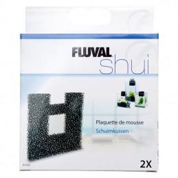 Fluval Plaquette de Mousse pour Shui FLUVAL 015561114257 Autres