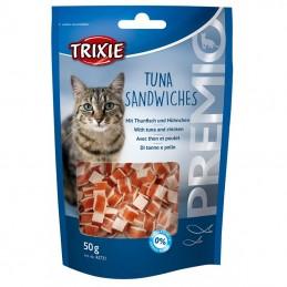 Friandise pour Chat Trixie Premio Tuna Sandwiches TRIXIE 4011905427317 Friandises