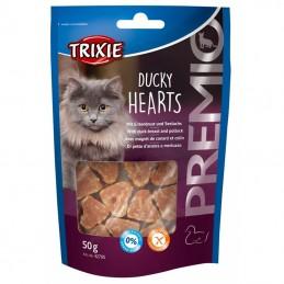 Friandise pour Chat Trixie Premio Ducky Hearts TRIXIE 4011905427058 Friandises