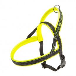 Harnais pour chien Ferplast Sport Dog Jaune  8010690156484 Harnais