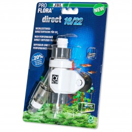 Kit Co2 pour Aquarium JBL Proflora Direct JBL 4014162633392 Système CO2, UV-C