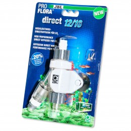 Kit Co2 pour Aquarium JBL Proflora Direct JBL 4014162633392 Système CO2, UV-C