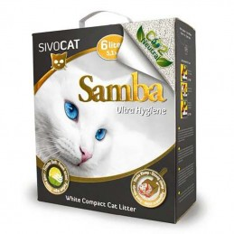Litière Sivocat Samba Ultra Hygiene SIVOCAT 8710134152019 Litières et accessoires