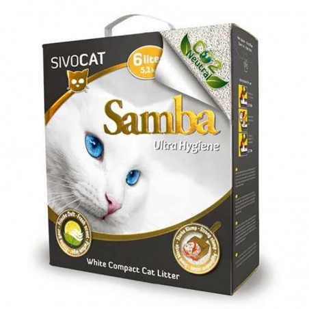 Litière Sivocat Samba Ultra Hygiene