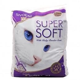 Litière Sivocat Super Soft SIVOCAT 8710134123002 Litières et accessoires