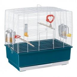 Cage à oiseaux Ferplast Rekord 3 Blanche FERPLAST 8010690045436 Canaris