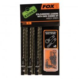 Montage Submerge Fox FOX 5055350250174 Petit matériel carpe