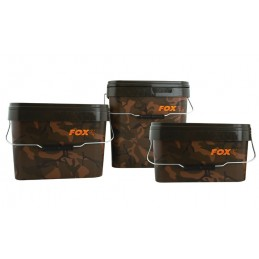 Seau Camo Fox FOX  Bagageries Carpes