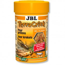 JBL TerraCrick JBL 4014162013781 Alimentation reptiles et amphibiens