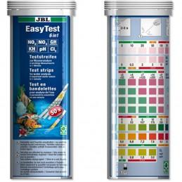JBL Easy Test 6 en 1 JBL 4014162253392 Test d'eau