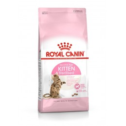 Croquettes Royal Canin Kitten Sterilised ROYAL CANIN  Croquettes Royal Canin