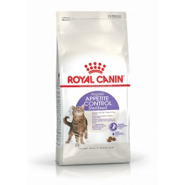 Croquettes Royal Canin Appetite Control Sterilised