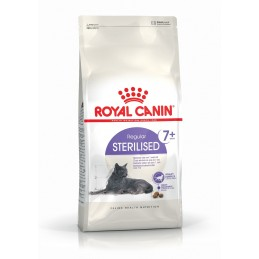 Croquettes Royal Canin Sterilised 7+ ROYAL CANIN  Croquettes Royal Canin