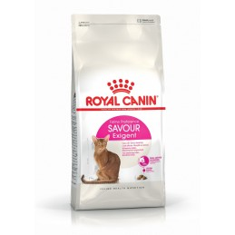 Croquettes Royal Canin Savour Exigent ROYAL CANIN  Croquettes Royal Canin