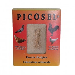 Girard Picosel pour Pigeons et Volailles GIRARD 3281011421108 Grande Perruche, Perroquet