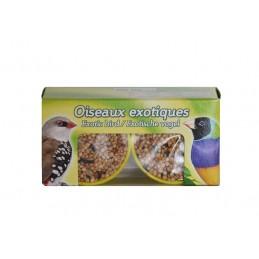 Girard Friandises au Miel pour Oiseaux Exotiques GIRARD 3281011421221 Oiseaux Exotiques