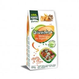 HamiForm Crunchy's Mélange de légumes