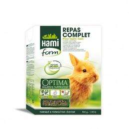 HamiForm Repas Complet Lapin nain 900 g HAMI 3469980000023 Alimentation