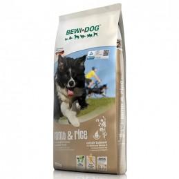 Croquettes Lamb & Rice BewiDog 12.5 kg
