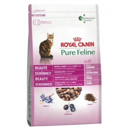 Croquettes Royal Canin Pure Feline Beaute ROYAL CANIN  Croquettes Royal Canin