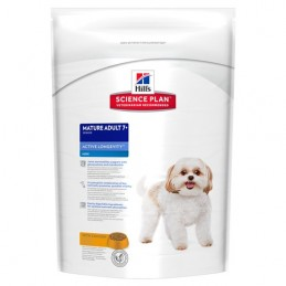 Hill's Canine Mature Mini 7+ Poulet Active Longevity 3 kg HILL'S 052742609508 Croquettes Hill's
