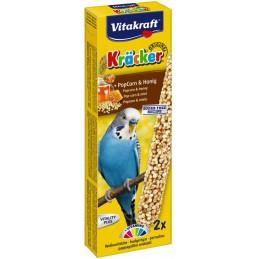 Vitakraft Kräcker Perruches Pop-corn & Miel VITAKRAFT VITOBEL 4008239212252 Perruche