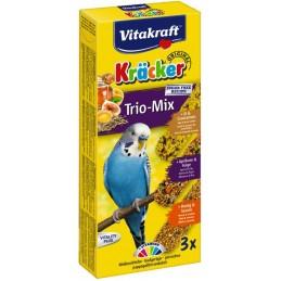 Vitakraft Kräcker Perruches Trio Mix VITAKRAFT VITOBEL 4008239212313 Perruche