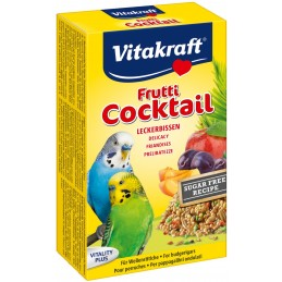 Vitakraft Cocktail de fruits pour Perruches VITAKRAFT VITOBEL 4008239218780 Perruche